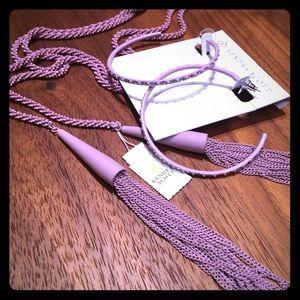 NWT Kendra Scott Val matte hoop earrings